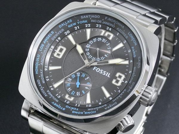 大流行中! フォッシル FOSSIL 腕時計 クロノグラフ FS4519, ビューティーハウス 51bc8d1a