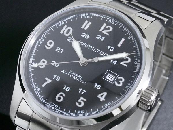 ハミルトン HAMILTON 腕時計 時計 カーキフィールド オート H70625133H2【送料無料】