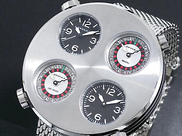 SYULLA シュラ 腕時計 ロトンダトンダ S3105SS-VG