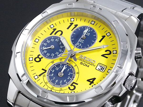 セイコー SEIKO 腕時計 時計 クロノグラフ メンズ SND409P1【送料無料】