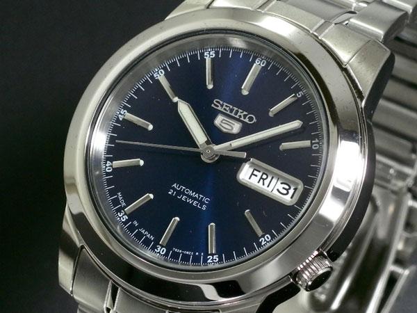セイコー 5 SEIKO FIVE 腕時計 時計 自動巻き メンズ SNKE51J1【送料無料】