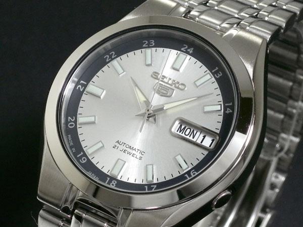 セイコー5 SEIKO ファイブ 腕時計 時計 自動巻き メンズ SNKG19J1【送料無料】