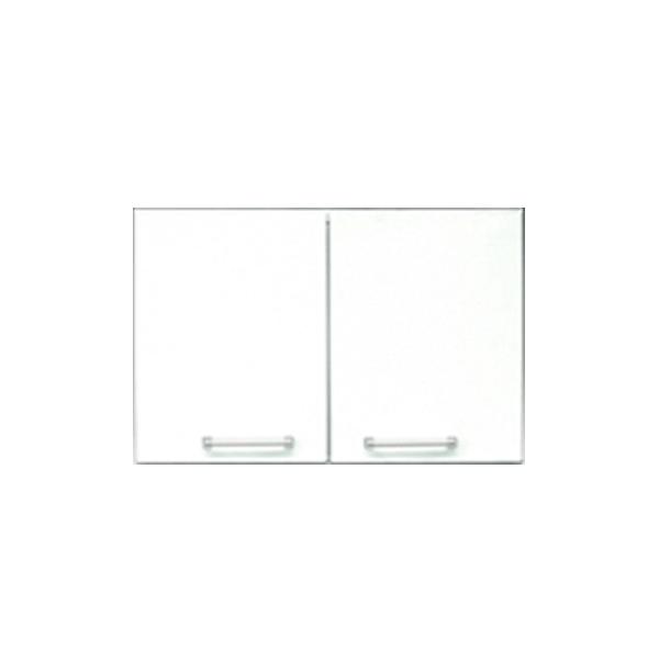 関家具 インテリア 収納 食器棚 60上置 クリスタルIII 121017 【代引き不可】
