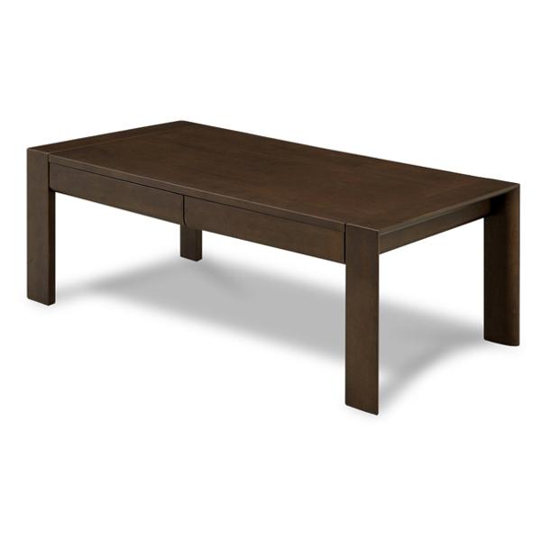 関家具 インテリア テーブル センターテーブル コネリーIII DBR 146058 【代引き不可】