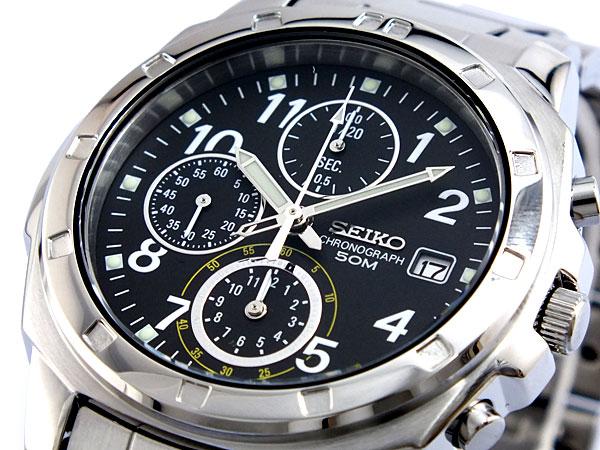 セイコー SEIKO 腕時計 クロノグラフ メンズ SND195P1【送料無料】