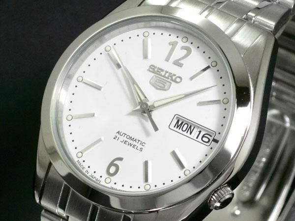 セイコー 5 SEIKO FIVE 腕時計 自動巻き メンズ SNKE93J1