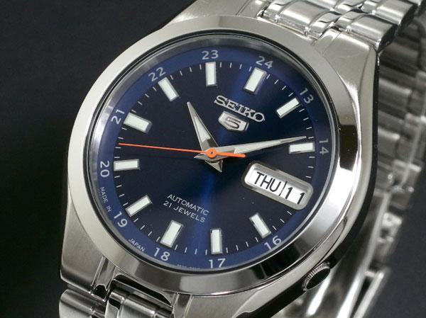 セイコー5 SEIKO ファイブ 腕時計 自動巻き メンズ SNKG21J1【送料無料】
