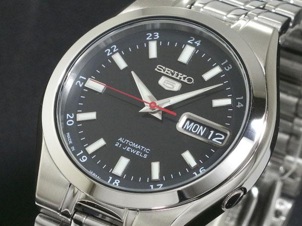 セイコー5 SEIKO ファイブ 腕時計 自動巻き メンズ SNKG23J1