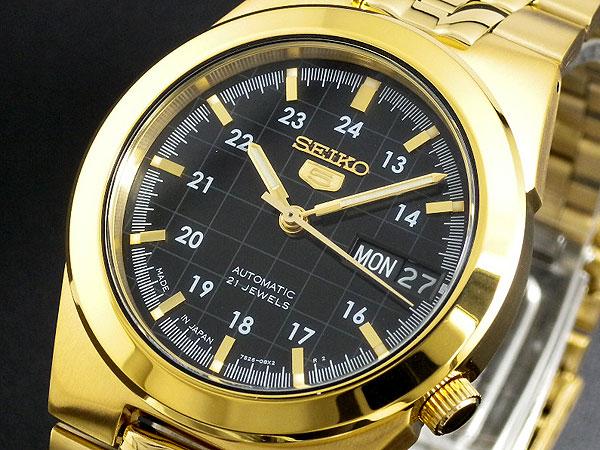 セイコー 5 SEIKO ファイブ 腕時計 日本製モデル SNKE36J1