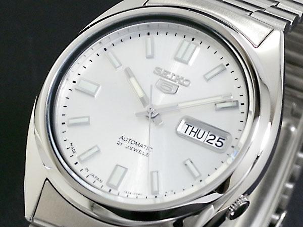 セイコー5 SEIKO ファイブ 腕時計 時計 自動巻き メンズ SNXS73J1