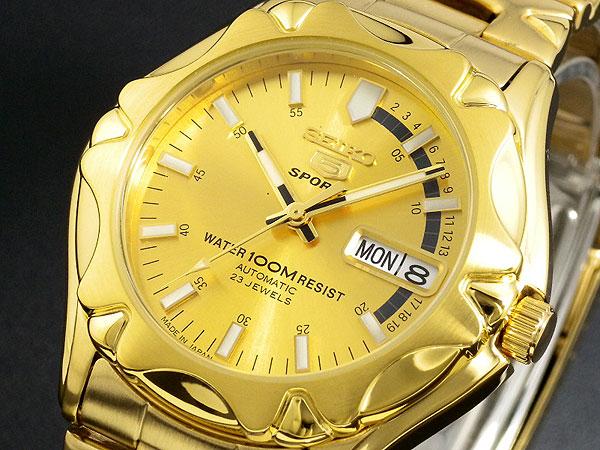 セイコー5 SEIKO ファイブ スポーツ 腕時計 日本製モデル SNZ450J1【送料無料】
