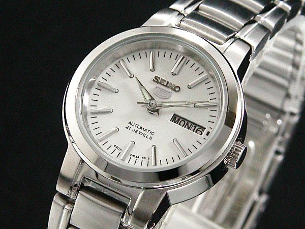 セイコー 5 SEIKO ファイブ 腕時計 時計 自動巻き レディース SYME39K1【送料無料】