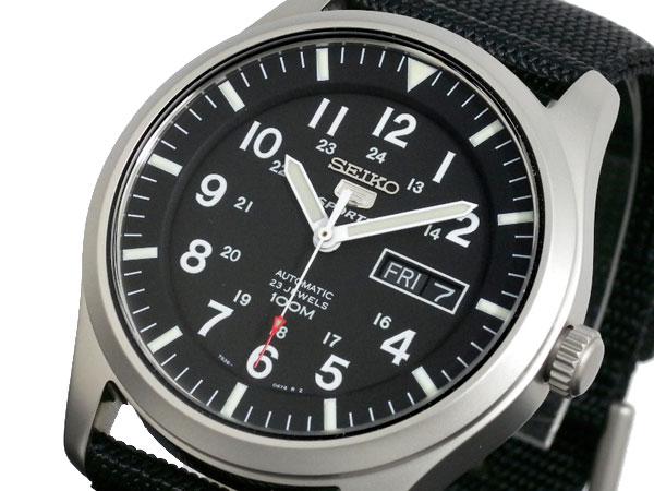 セイコー5 SEIKO ファイブ スポーツ 腕時計 自動巻き SNZG15K1【送料無料】