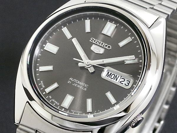 セイコー5 SEIKO ファイブ 腕時計 時計 自動巻き メンズ SNXS79J1H2