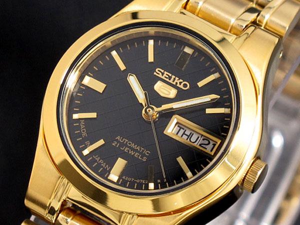 セイコー5 SEIKO ファイブ 腕時計 自動巻き レディース SYMH24J1H2