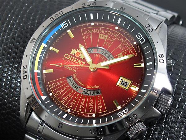 最新な オリエント ORIENT 腕時計 万年カレンダー URL011EU, 獣医師宿南章の愛情ごはん療法食 948e1b9c