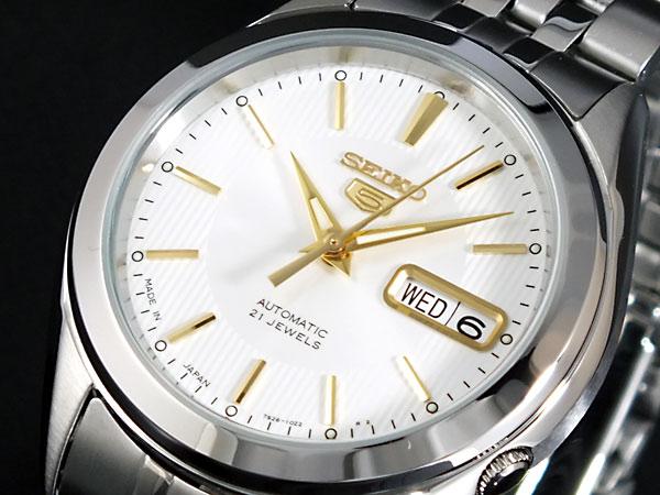 セイコー 5 SEIKO ファイブ 腕時計 時計 日本製モデル SNKL17J1【送料無料】