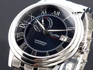 ケンテックス Kentex コンフィデンス 腕時計 自動巻き E492X-02【送料無料】