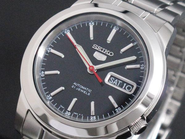 セイコー 5 SEIKO FIVE 腕時計 時計 自動巻き メンズ SNKE53K1
