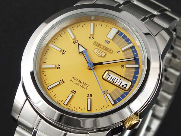 セイコー 5 SEIKO FIVE 腕時計 時計 自動巻き SNKK29K1
