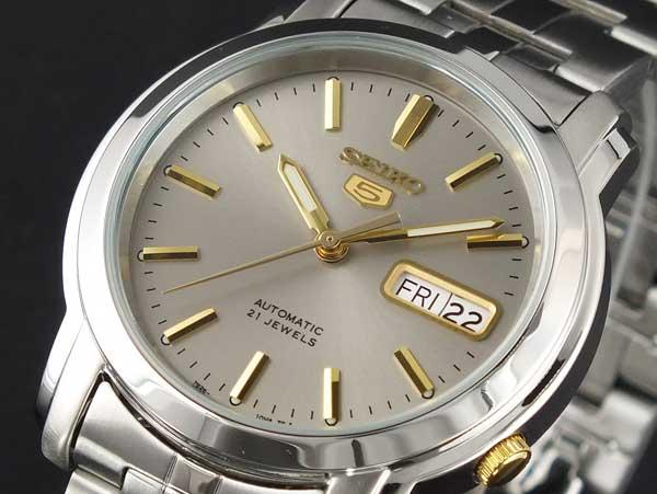 セイコー 5 SEIKO FIVE 腕時計 時計 自動巻き SNKK67K1