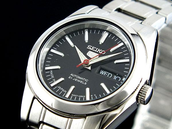 セイコー5 SEIKO ファイブ 腕時計 時計 自動巻き レディース SYMK17J1H2【送料無料】