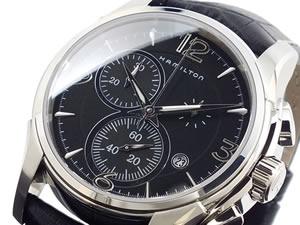 ハミルトン HAMILTON 腕時計 ジャズマスター クロノ H32612735H2【送料無料】