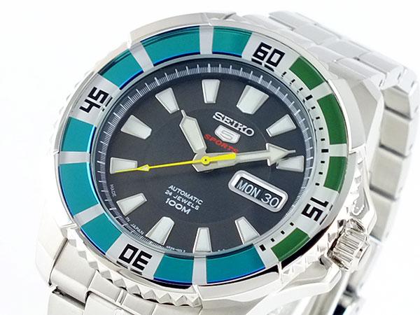 【格安SALEスタート】 セイコー SEIKO セイコー 5 SPORTS 自動巻 腕時計 SRP205J1, うますごマーケット 1129d64b