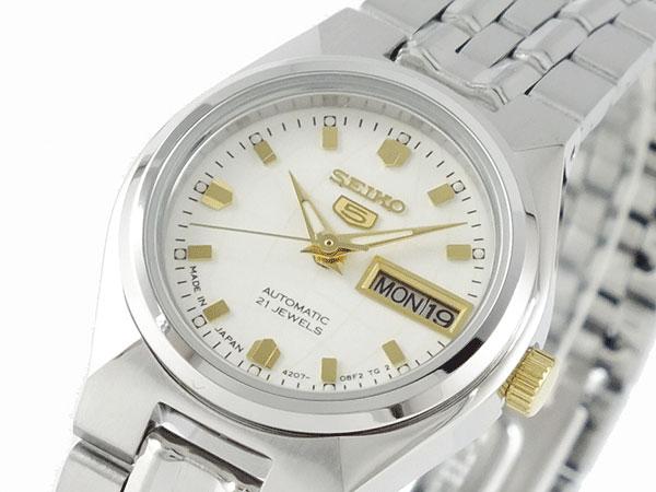 セイコー SEIKO セイコーファイブ SEIKO 5 腕時計 時計 レディース SYMK41J1【送料無料】