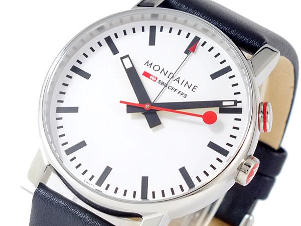 モンディーン MONDAINE 腕時計 メンズ A4683035211SBB【送料無料】