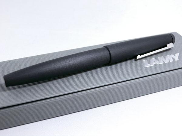 LAMY ラミー 2000 万年筆 L01 M(中字)H2【送料無料】