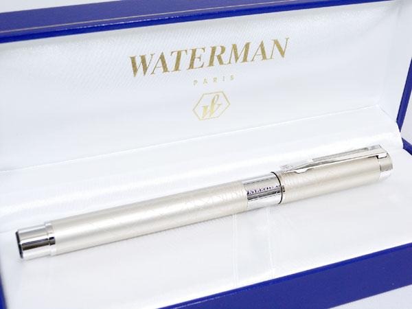 WATERMAN ウォーターマン パーステクティブ 万年筆 デコ・シャンパン M(中字)【送料無料】