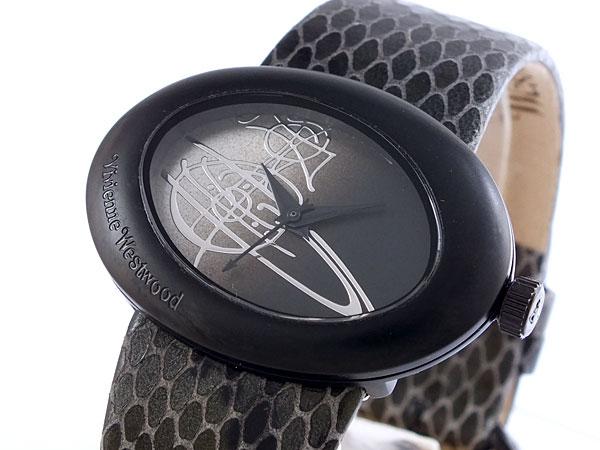 ヴィヴィアン ウエストウッド エリプス 腕時計 レディース VV014CHBK【送料無料】