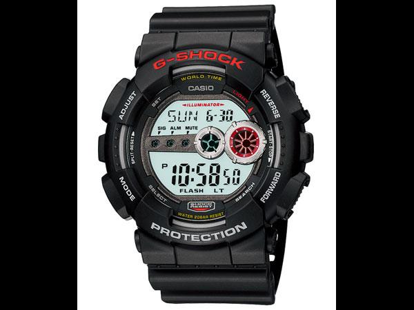 カシオ CASIO Gショック G-SHOCK 腕時計 GD-100-1AJFH2