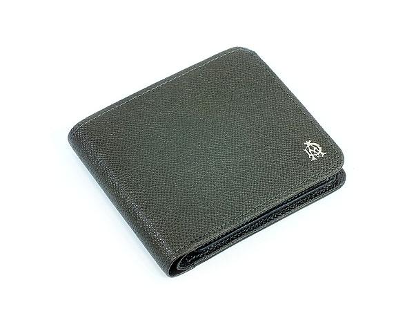 ダンヒル DUNHILL 二つ折り 短財布 L2M132Z【送料無料】