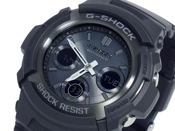 カシオ Gショック 電波 ソーラー 腕時計 マルチバンド5 AWGM100B-1A