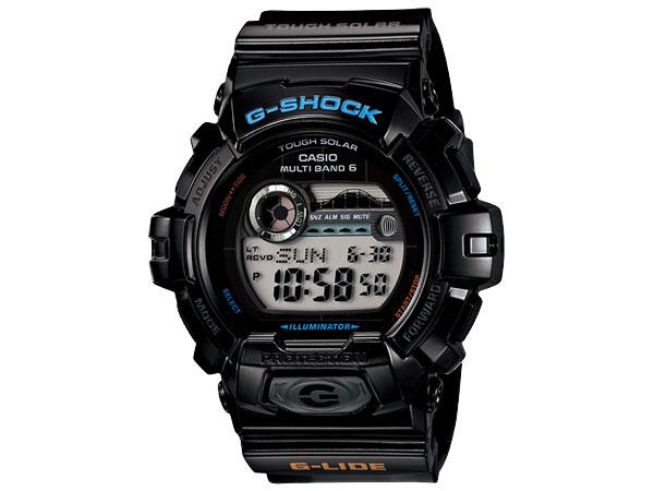 カシオ CASIO Gショック Gライド 電波タフソーラー デジタル 腕時計 GWX-8900-1JFH2