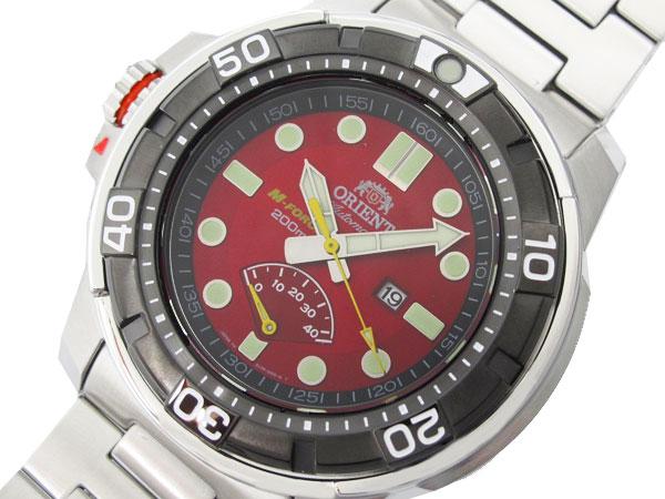 オリエント ORIENT M-FORCE 200m 腕時計 自動巻き メンズ SEL06001H