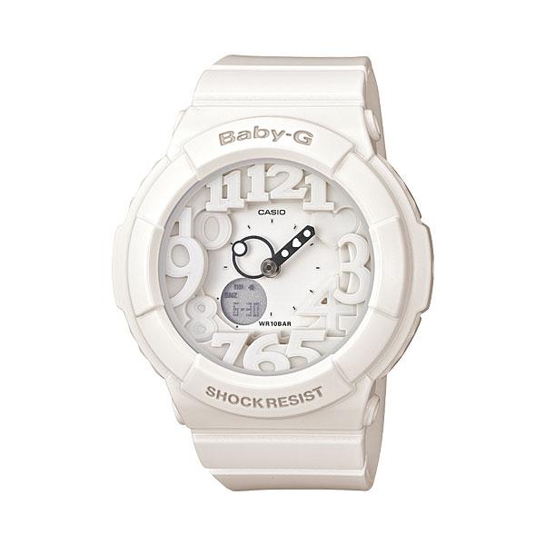 カシオ CASIO ベイビーG BABY-G ネオンダイアル 腕時計 BGA131-7B ホワイト