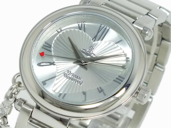 ヴィヴィアン ウエストウッド 腕時計 レディース VV006SLH2【送料無料】