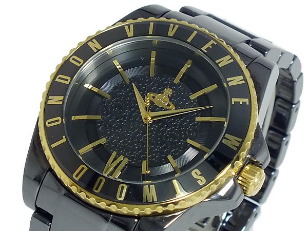 ヴィヴィアン ウエストウッド セラミック 腕時計 レディース VV048GDBKH2