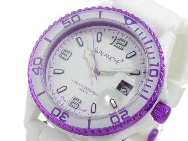 アバランチ AVALANCHE 腕時計 AV-1016CER-PU