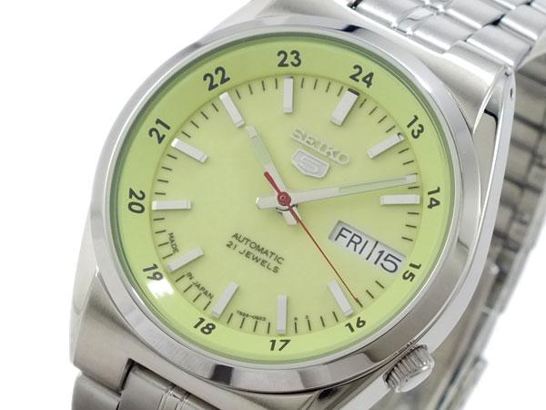 セイコー SEIKO ファイブ 5 自動巻き 腕時計 時計 SNK573J1