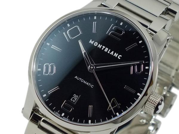 モンブラン MONTBLANC タイムウォーカー TIME WALKER 自動巻き 腕時計 105962【送料無料】
