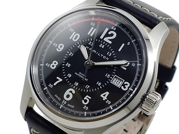 ハミルトン HAMILTON カーキフィールド オート 自動巻き 腕時計 H70595733【送料無料】