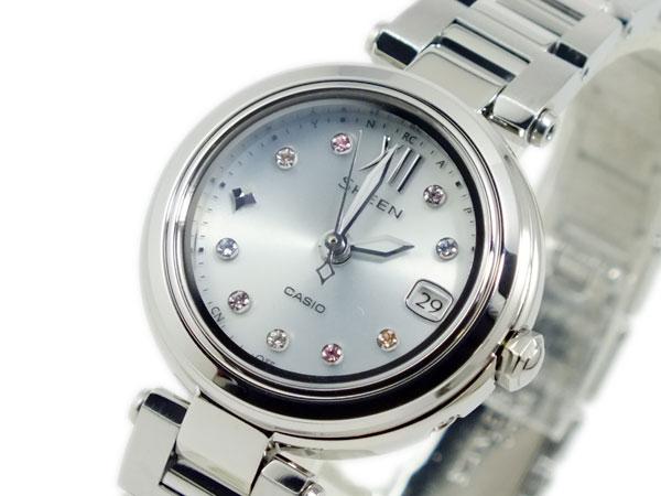 カシオ CASIO シーン SHEEN 電波タフソーラー アナログ 腕時計 SHW-1504D-7AJF