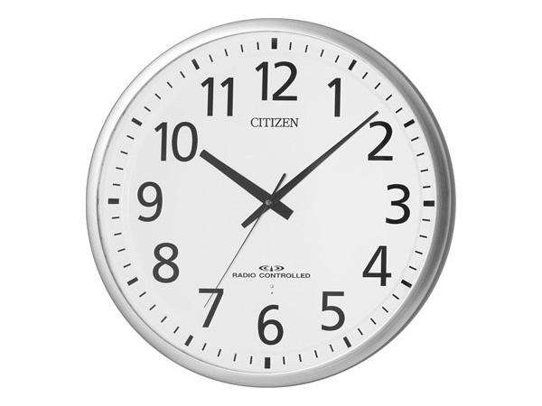 シチズン オフィスタイプ スペイシーM465 オフィスタイプ掛け時計 8MY465-019【送料無料】