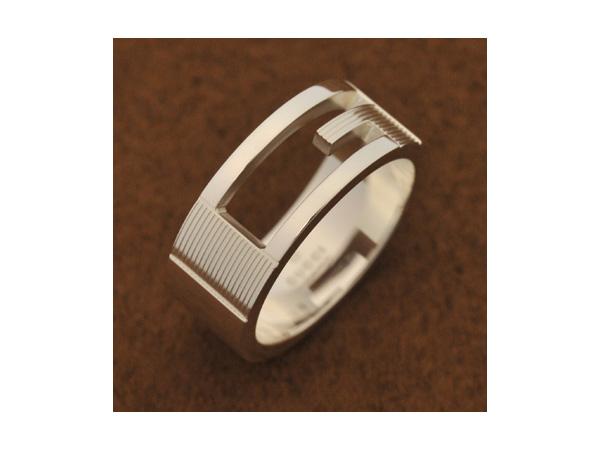 グッチ GUCCI アクセサリー 指輪/リング 12号 03266-009840810612H2【送料無料】