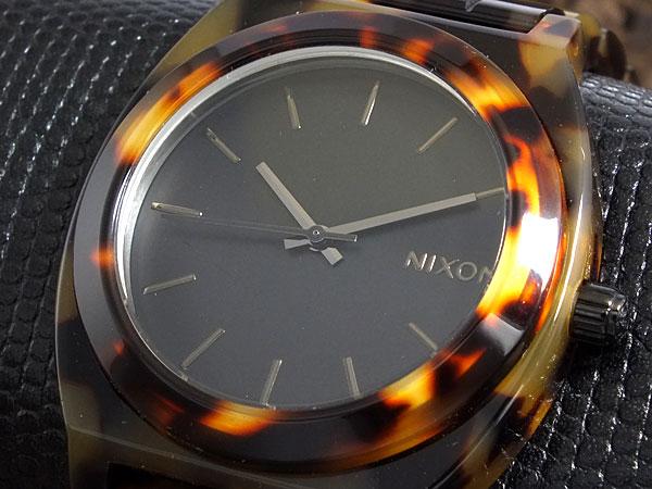ニクソン NIXON TIME TELLER ACETATE 腕時計 A327-646【ラッピング無料】