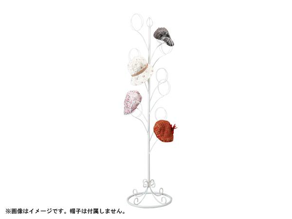 東谷 AZUMAYA 帽子用ハンガー DIS-41WH 【代引き不可】【送料無料】